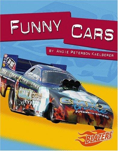 9780736861700: Funny Cars (Horsepower)