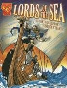 9780736862080: Lords of the Sea: The Vikings Explore the North Atlantic (Graphic History)
