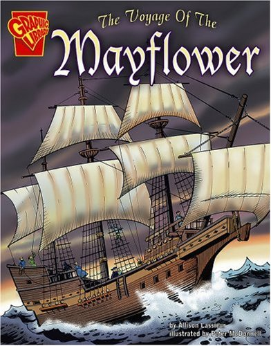 9780736862110: The Voyage of the Mayflower (Graphic History)