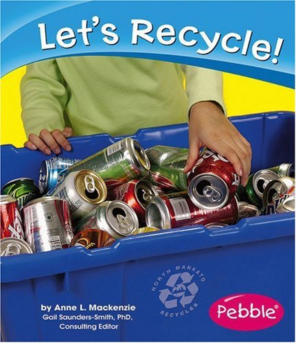 9780736863230: Let's Recycle! (Caring for the Earth)