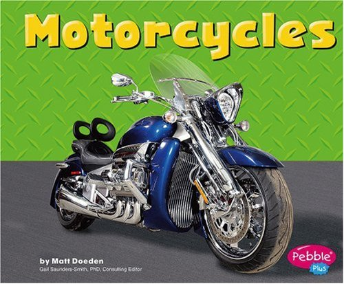 9780736863551: Motorcycles (Mighty Machines)