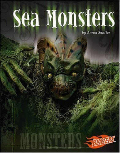9780736864428: Sea Monsters