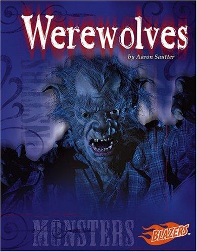 9780736864442: Werewolves (Blazers--Monsters)