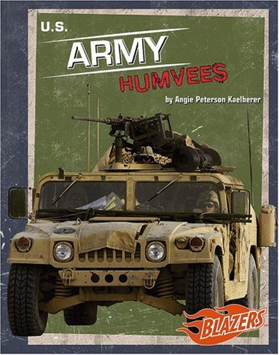9780736864589: U.S. Army Humvees (Military Vehicles)