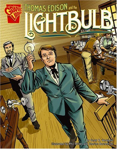 Thomas Edison and the Lightbulb (Inventions and Discovery) (9780736864893) by Scott R. Welvaert