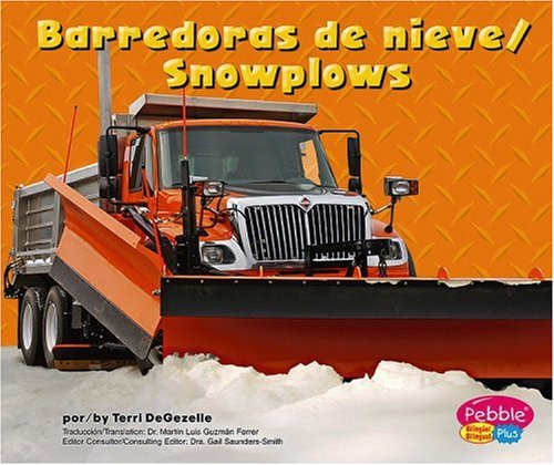 9780736866743: Barredoras de nieve/Snowplows (Maquinas maravillosas/Mighty Machines) (Multilingual Edition)