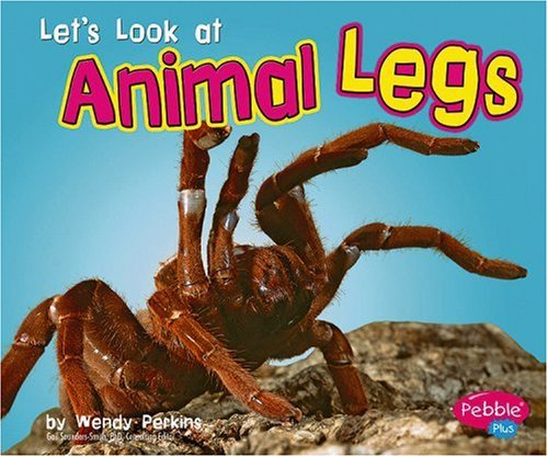 9780736867177: Let's Look at Animal Legs (Looking at Animal Parts)