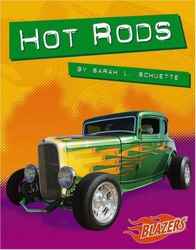 9780736867818: Hot Rods (Horsepower)