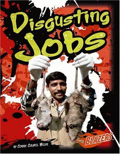 9780736868006: Disgusting Jobs (That's Disgusting!)
