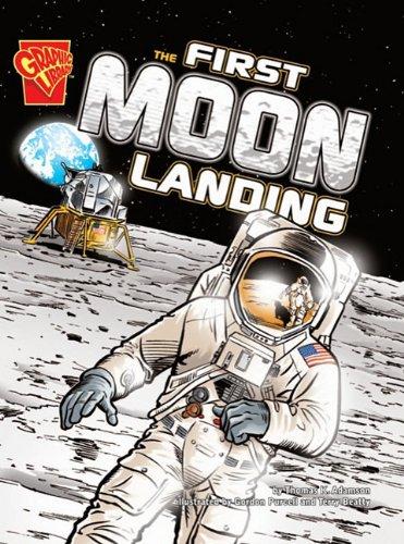 9780736868051: The First Moon Landing