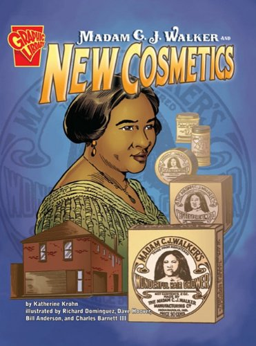 9780736868105: Madam C. J. Walker and New Cosmetics