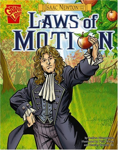 9780736868471: Isaac Newton and the Laws of Motion