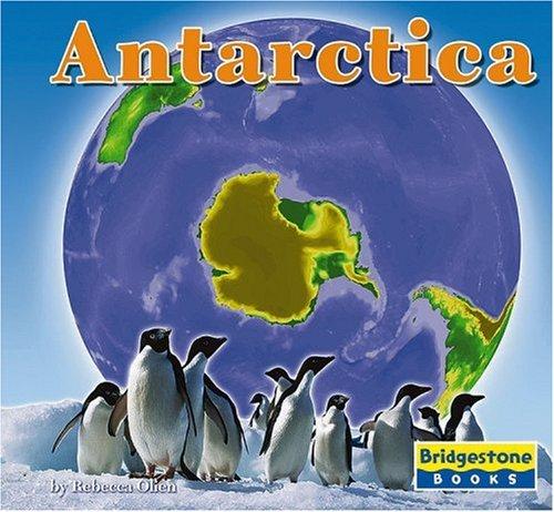 9780736869423: Antarctica (The Seven Continents)