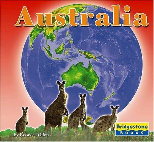 9780736869447: Australia (The Seven Continents)