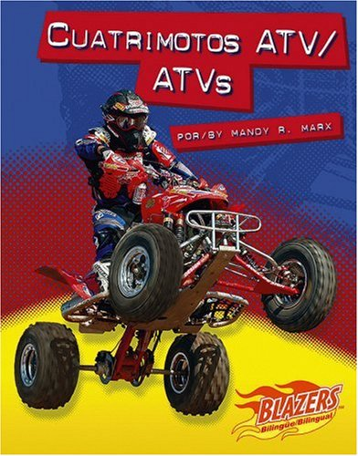 9780736873215: Cuatrimotos ATV/ATVs (Blazers Bilingual)
