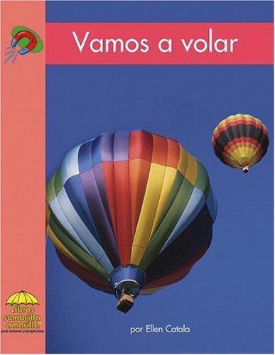 9780736874311: Vamos A Volar (Yellow Umbrella Books. Science. Spanish.)
