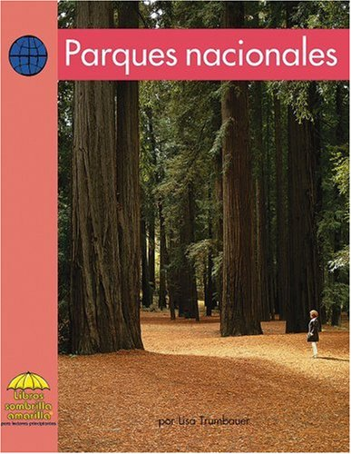 9780736874427: Parques Nacionales (Yellow Umbrella Books for Early Readers. Social Studies.)