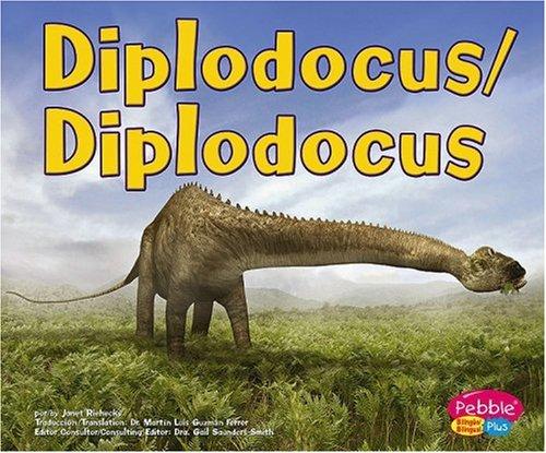 9780736876377: Diplodocus (Pebble Plus Bilingual)
