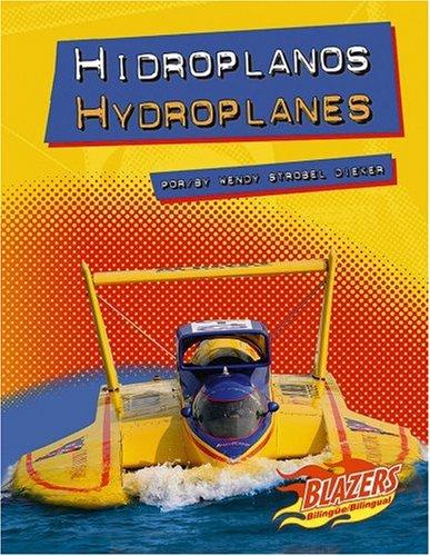 9780736877312: Hidroplanos / Hydroplanes (Caballos de fuerza / Horsepower) (Multilingual Edition)