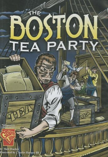 9780736879170: Boston Tea Party (Interactive Graphic Library)