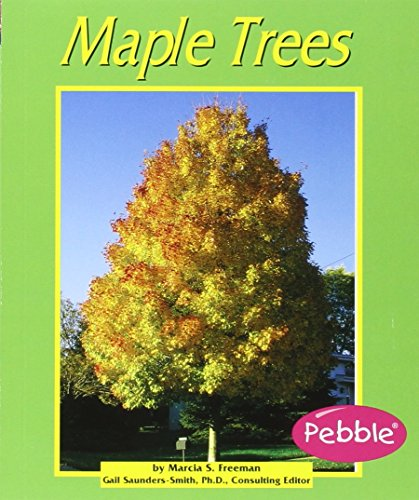 Maple Trees (0736880933) by Marcia S. Freeman