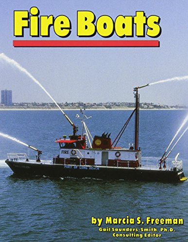 9780736881029: Fire Boats (Community Vehicles)
