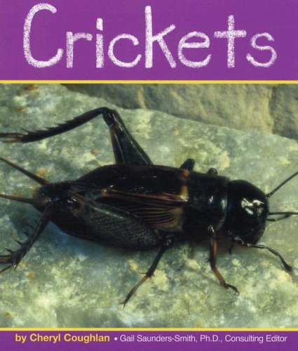 9780736882088: Crickets (Insects)