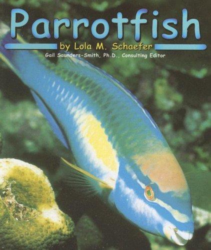 9780736882187: Parrotfish (Ocean Life)