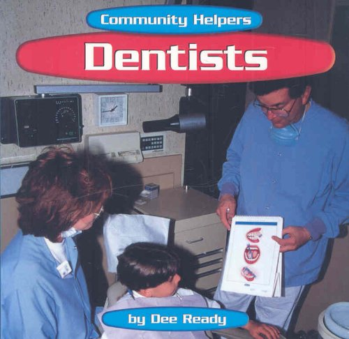 9780736884525: Dentists (Community Helpers)