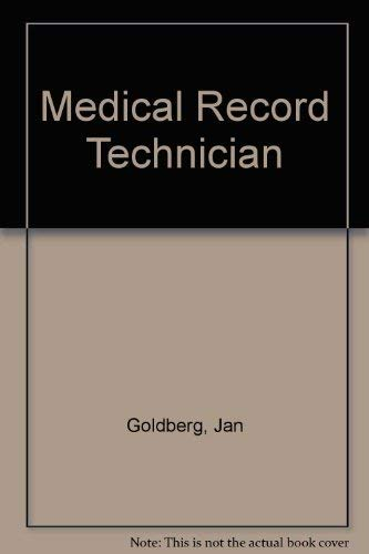 9780736885485: Medical Record Technician (Careers Without College)