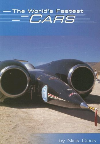 9780736888721: The World's Fastest Cars (Built for Speed)