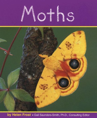 9780736890878: Moths (Insects)