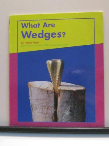 9780736891400: What Are Wedges? (Looking at Simple Machines)