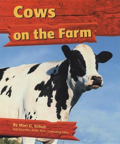 9780736891431: Cows on the Farm