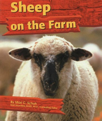9780736891455: Sheep on the Farm