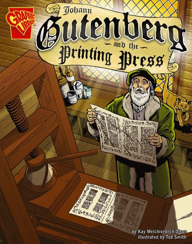 9780736896443: Johann Gutenberg and the Printing Press (Inventions and Discovery)