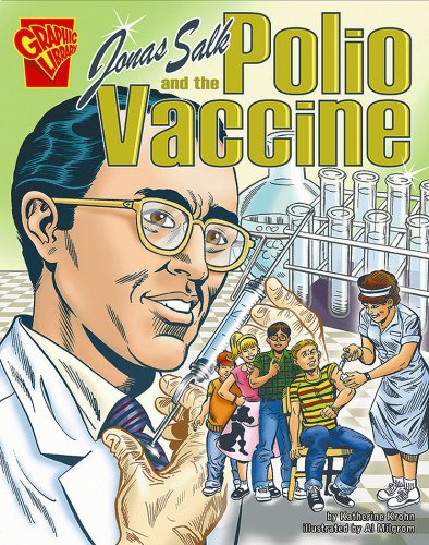 9780736896450: Jonas Salk and the Polio Vaccine (Inventions and Discoveries)