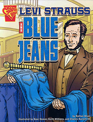 9780736896467: Levi Strauss and Blue Jeans (Inventions and Discovery)