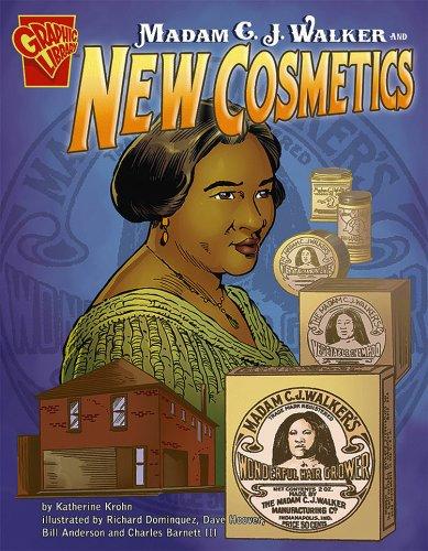 9780736896474: Madam C .j. Walker and New Cosmetics