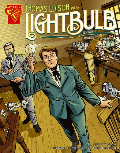 9780736896511: Thomas Edison and the Lightbulb (Inventions and Discoveries)
