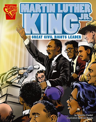 9780736896610: Martin Luther King, Jr.: Great Civil Rights Leader (Graphic Biographies)