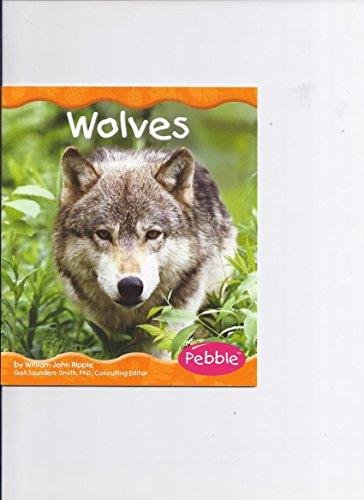 9780736897167: Wolves (Woodland Animals)