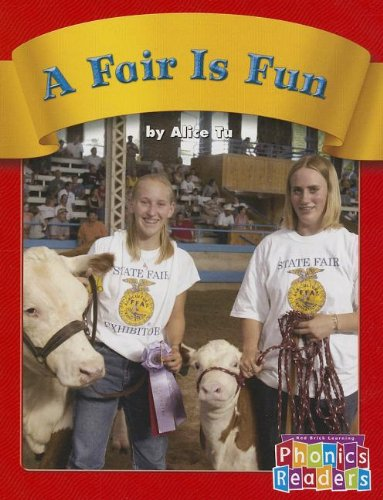 9780736898010: A Fair Is Fun (Phonics Readers 1-36)