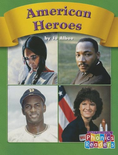 American Heroes: Capstone Press Staff;