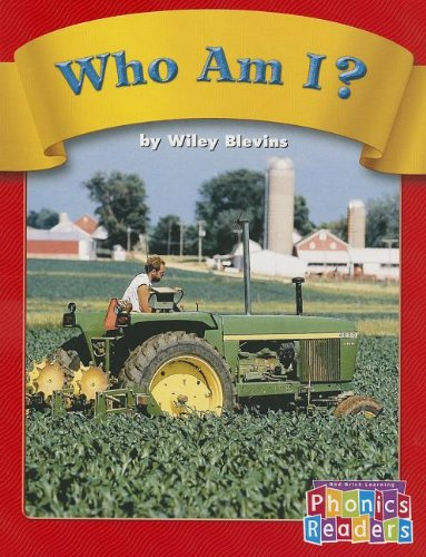Who Am I? (0736898344) by Wiley Blevins