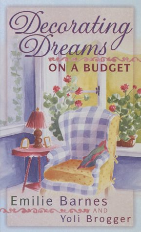 9780736900379: Decorating Dreams on a Budget