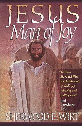 9780736900461: Jesus, Man of Joy
