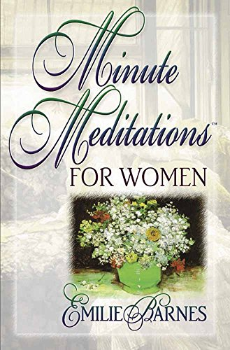 9780736901017: Minute Meditations for Women