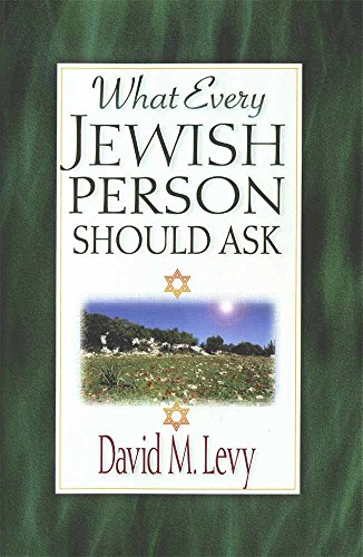 9780736901635: What Every Jewish Person Should Ask
