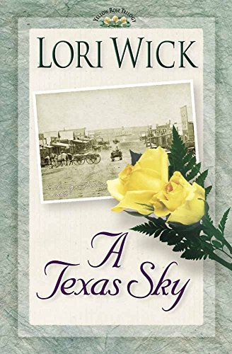 9780736901871: A Texas Sky (Yellow Rose Trilogy, Book 2)